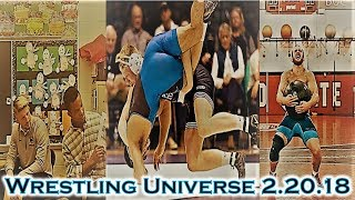 Bo Nickal and Mark Hall give back; Kyle Snyder; Penn State dominates!!!