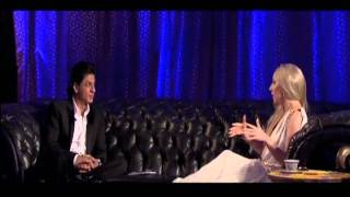 Shahrukh Khan & Lady Gaga's Interview