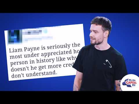Liam Payne reveals his Celeb Crush in Mystery Mentions