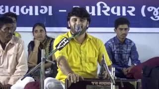Nilesh Gadhvi    Odhavbag-Madhapar, Bhuj    26-08-2016    Part -2