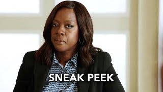 """How to Get Away with Murder 4x04 Sneak Peek """"Was She Ever Good at Her Job?"""" (HD) Season 4 Episode 4"""
