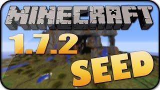 Minecraft 1.7.2 Seed [Un Semilla muy Epica]