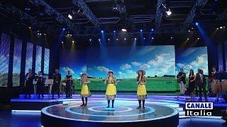 Le Mondine - La ricciolina (HD) | Cantando Ballando