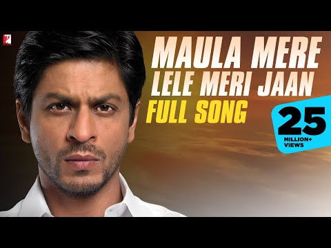 Xxx Mp4 Maula Mere Le Le Meri Jaan Full Song Shah Rukh Khan Chak De India Krishna Salim Merchant 3gp Sex