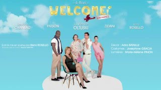 Bande annonce Welcome à St tropez