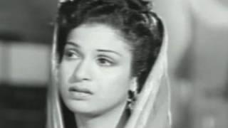 Tu Mahal Mein Rahnewaali - Dilip Kumar, Kamini Kaushal, Shabnam Song