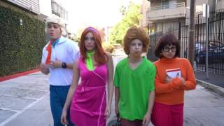 Scooby-Doo Is Back @lelepons @inannasarkis