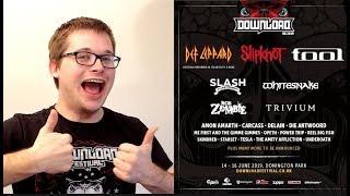 Download Festival 2019 - Headliners Announcement