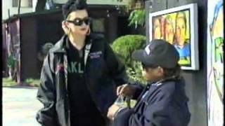 EAZY E Rare VIDEO Interview! NWA www Keep Tube com