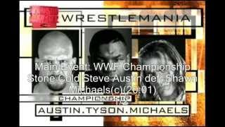 WWF WrestleMania XIV Review