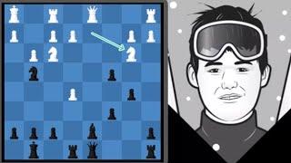 Play Magnus - Black Pieces vs Magnus 9 w/ Commentary