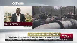 Militants attack Nembe pipeline in the Delta region