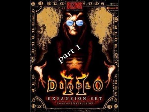 ديابلو 2 الحلقة 1 Diablo 2 part 1