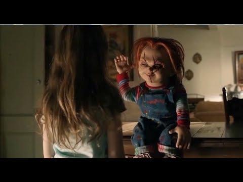 La Maldición de Chucky Curse of Chucky Escena final Español Latino