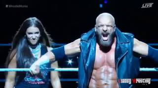 WWE WrestleMania 33 Heightlights Full Show 02/04/2017