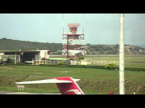 TAP Airbus 330 200 Aterrizando En maiquetia pista 10