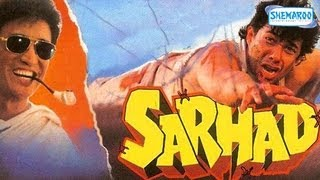 Sarhad - Full Movie In 15 Mins - Raj Babbar - Deepak Tijori - Farha Naaz