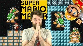 Right Here, Big Boy! \\ SUPER EXPERT NO SKIP [#21] [SUPER MARIO MAKER]