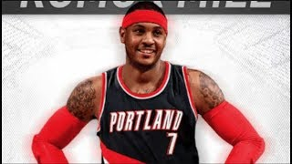 Carmelo Anthony Trade to the Blazers?