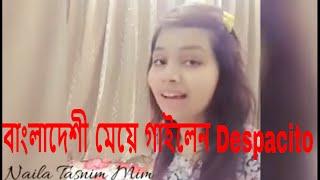 Despacito full hd video song-for bangladeshi college girl / BD TITANIC 360