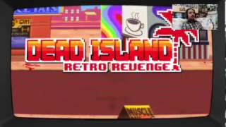 Dead Island Retro Revenge - 1º Gameplay - Xbox One