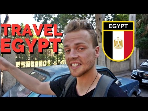 I LOVE EGYPT // You Should Travel Here (there are no tourists) مصر