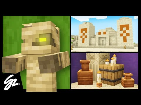 How Minecraft s Desert Pyramids SHOULD Be Updated