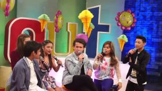 GraeDrea, KarDrea and AndRen on ASAP Chillout