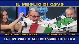 QSVS - LA JUVE VINCE IL SETTIMO SCUDETTO DI FILA  - TELELOMBARDIA / TOP CALCIO 24