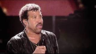 Lionel   Richie     --    Say   You   Say   Me   [[  Official   Live   Video  ]]  HD