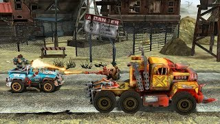 Dead Paradise - Destroy the BOSS Truck Rat Hunting Game for Kids / Android Gameplay 2017 HD