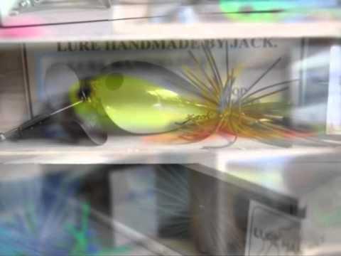 JACK LURE กบติดใบพัด น้าแจ็ค