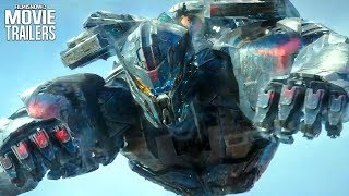 Pacific Rim: Uprising   NEW action-packed IMAX Trailer - New footage