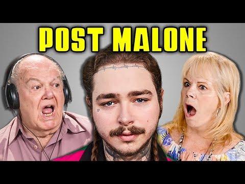 Xxx Mp4 ELDERS REACT TO POST MALONE Psycho Rockstar White Iverson 3gp Sex