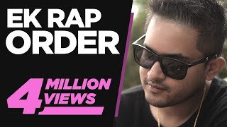 Ek Order | Rap Order On 1 Beat | Knox Artiste