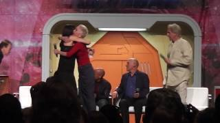 Deep Space Nine (Part 1 of 2) at the 2017 Star Trek Convention