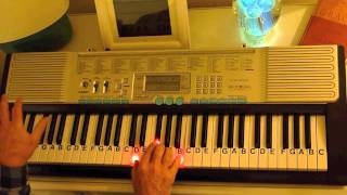 How to Play ~ If I Ain't Got You ~ Alicia Keys