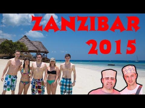 Zanzibar 2015 (UHD-4k) - Stone Town, Paje, Nungwi, Kwale Island