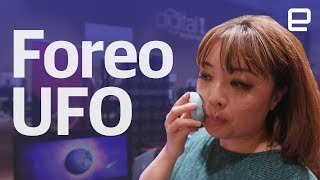 Foreo UFO hands-on at CES 2018