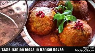 The Wonderful Foods of Iran