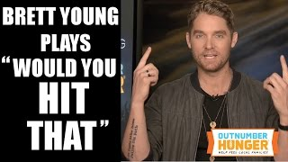 FUN BRETT YOUNG INTERVIEW  ! LUCKY CHARMS, TOUR, BARTENDING, BASEBALL, SAVANNAH CHRISLEY,