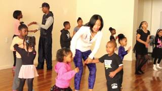 Heaven and Tianne King's Mommy and Me Dance Classes!