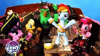 My Little Pony: The Movie - 'The Pirate Ship' Official Stop Motion Short