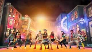Girls' Generation - I Got A Boy mirrored Dance ver.