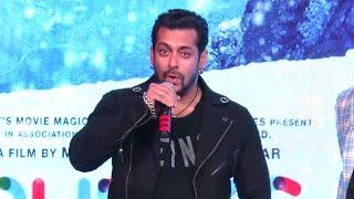 Salman Khan Speaking Amazing Fluent MARATHI