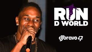 DJ Bravo - Run D World | Song Launch Event