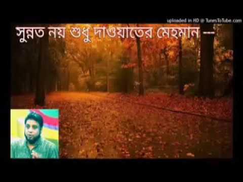 bangla islamic song sunnat noy shudhu..