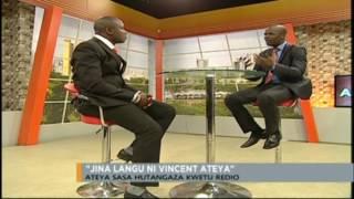 Vincent Ateya aeleza mbona Alitoka Radio Citizen,Milele Fm akaja Qwetu Radio