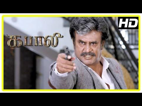 Kabali Tamil Movie | Action Scenes