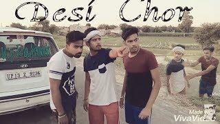 Desi Chor ||Funny Video|| Ritik Tanwar , Manish Tanwar || Desi Vines By UP Badshah
